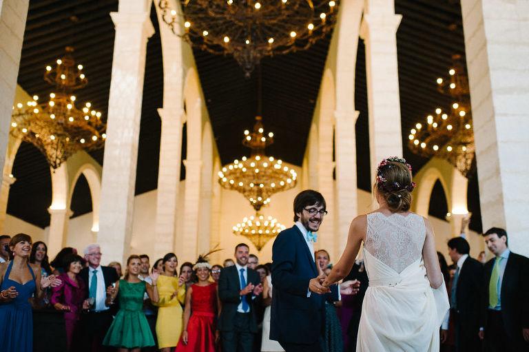 boda La bodega San José en el Puerto de Santa María