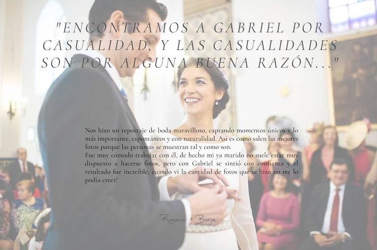 opiniones Gabriel Navas